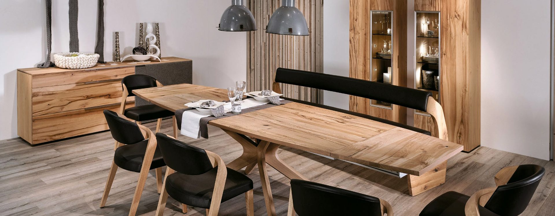 Essen mit Möbel Center GEIGER
