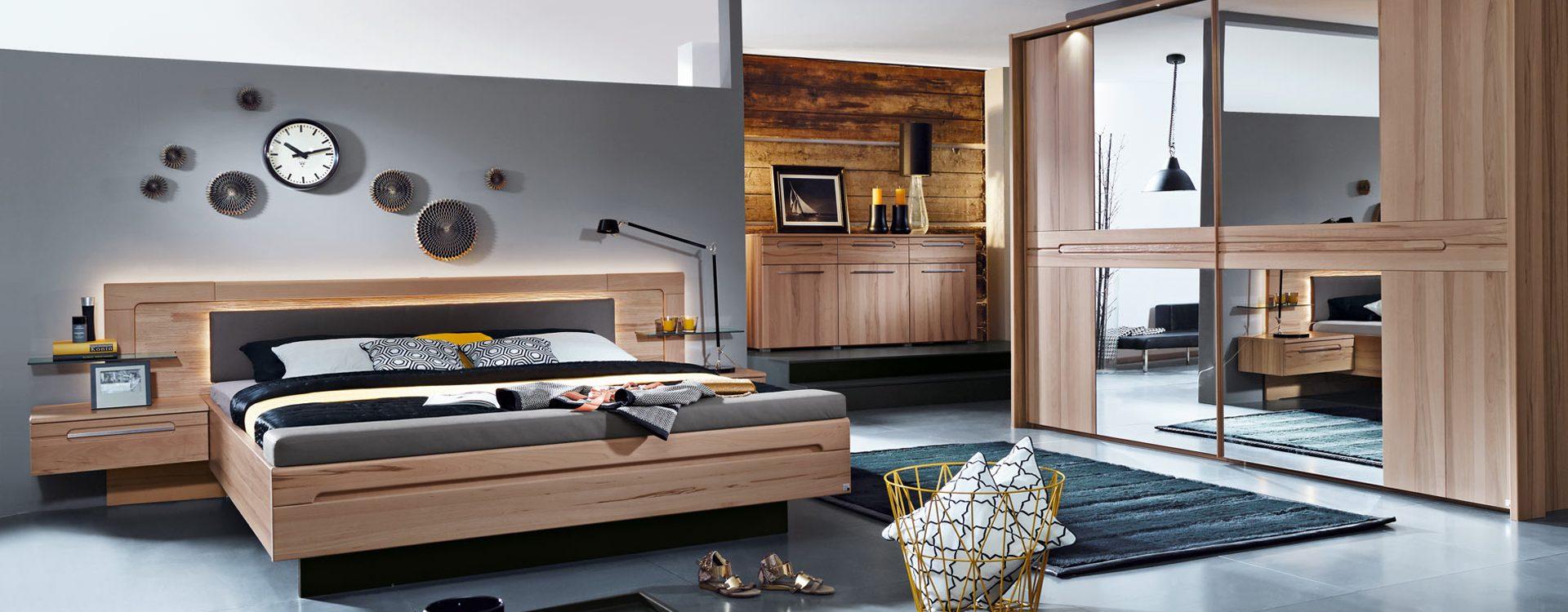Schlafen mit Möbel Center GEIGER